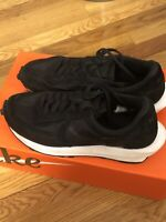 Size 10.5 - Nike LDWaffle x Sacai Black Nylon 2020