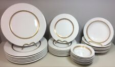 Sango Empress Fine China From Japan Plates & Bowls (Lot Of 29 Pieces)