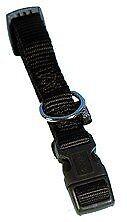Collier pour Chien Premium Trixie 30 - 45 x 15 mm Noir