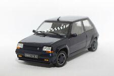 1:18 Renault 5 SuperCinq GT Turbo (1987–1990) | blau | Norev | Modellauto PKW