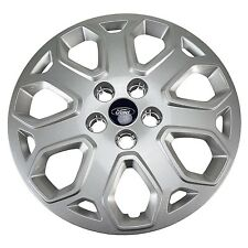 """OEM NEW 2012-2018 Ford Focus 16"""" Wheel Cover Center Hub Cap Sparkle Silver"""