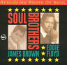 James Brown / Eddie Floyd ‎– Soul Brothers / RPM Records CD 2002 Neu