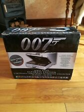 COFFRET DVD JAMES BOND ULTIMATE EDITION COLLECTOR ED LIMITEE NUMEROTEE COMME NEU