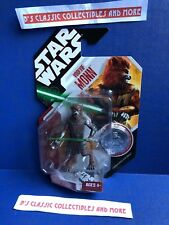 Star Wars Voolvif Monn 30th Anniversary Coin Figure #58 Expanded Universe New