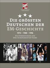 Thema 2 EM Bücher über Sport mit Biografien & Erinnerungen