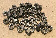 4 BA Steel Nuts.