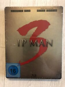 IP MAN 3 BLU RAY STEELBOOK