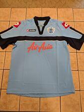 Queen Park Rangers 12/13 Third Shirt QPR Replica Blank Jersey Blue Men's NWT XL