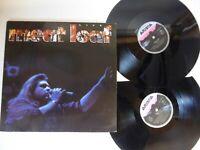 "Meatloaf Live Vinyl LP 208 599 Wembley 1987 plus Free 12"" Single - NM VG"