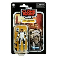 "Star Wars Vintage Collection Clone Commander WOLFFE 3.75"" Kenner FIGURE VC 168"