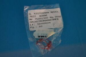 Trix Minitrix 75091300 Pantograph RED - Stromabnehmers spare N spur