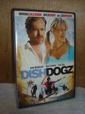 Dishdogz (DVD, 2007) Luke Perry Hillary Duff family comedy