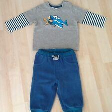 Baby Junge Hausanzug 2 Tlg. Ausgehanzug Freizeitanzug Gr.68 Topomini Super !!!