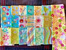 "New Cotton Fabric Scrap 9""x20"""