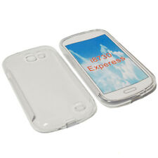 Samsung Galaxy Cover Express I8730, silicone TPU clear