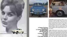 Alfa Romeo 1961 - Alfa Romeo Dauphine (In French)