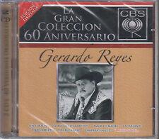 CD - Gerardo Reyes NEW La Gran Coleccion 60 Aniversario 2 CD - FAST SHIPPING !