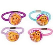 Disney's Tangled Birthday Party Favors - Hair Ponies 4ct