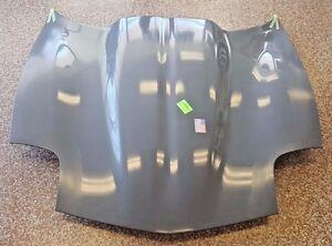 97-04 Corvette High-Rise Hood (U.S. Made) (Fiberglass)