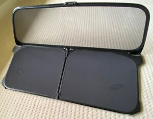 07 Volkswagen Eos Convertible Deflector Wind Screen Windscreen W/ Case OEM Works
