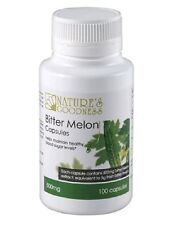 Nature's Goodness Bitter Melon 500mg Capsules 100 Capsules