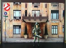 "Custom Ghostbusters ""Dana's Apt"" Diorama For Mattel & Diamond Select 6"" Figures"