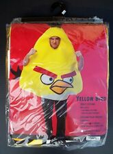 Halloween Costume Spirit Yellow Angry Bird Adult One Size Fits Most