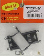 Slot.it Motor Mount Anglewinder .5mm Offset Ev06 LMP