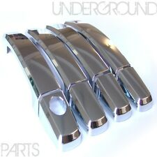 CHROME DOOR HANDLES COVERS TO FIT CHEVROLET CRUZE 2008-2013 & CAPTIVA 2006 -2013
