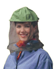 NEW Mosquito Hat Net, Insect netting Repel Flees Ticks Mosquito Made in USA NEW