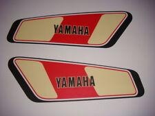 XT500 YAMAHA  ANNEE 1977  EMBLEMES COMPATIBLE RESERVOIR