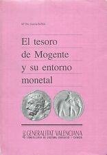 EL TESORO DE MOGENTE Y SU ENTORNO MONETAL ESTUDIS NUMISMATICS # 5 GARCIA-BELLIDO