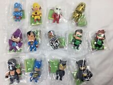 13 Scribblenauts Unmasked DC Comics figures - Batman Starro Cyborg Green Lantern