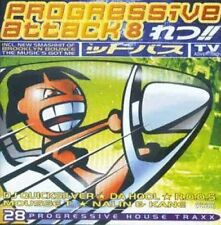 Progressive Attack 8 (1998) DJ Quicksilver, Da Hool, R.O.O.S., Mousse T.. [2 CD]