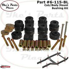 Prothane 6-115-BL Body&Cab Mount Bushing Kit 97-03 Ford F150/250/Blackwood 2/4wd