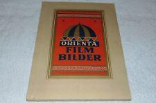 Orienta Filmbilder 1934 komplett Film Bilder Zigarettenbilder Sammelalbum Harvey