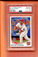 2013 TOPPS UPDATE ALL STAR GAME BRYCE HARPER PSA 10 NATIONALS
