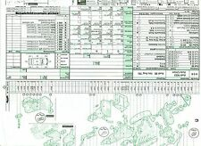 L02 Audatex Explosionszeichnung Restaurierungshilfe DAF 66