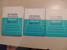 Werkstatthandbuch Toyota CELICA  AT200 ST 202 204 205 Reparaturanleitung ab 1993