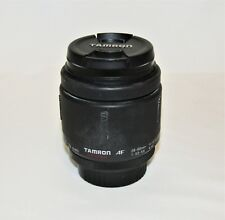 TAMRON AF 28-80 mm f3.5-5.6 Aspherical Auto Focus Pentax Zoom Lens Sakar UV Lens