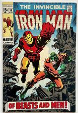 Iron Man #16, 6.5