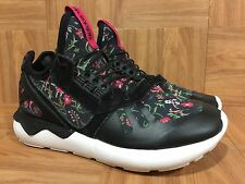 sale retailer cb32e f8457 Used♻ Adidas Tubular Runner Flower Pack Floral Sz 6.5 Women s Running Shoes  LE