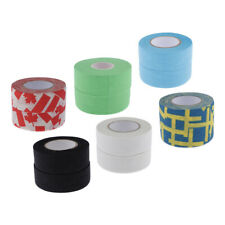 2Rolls Skid Resistance Self-adhesive Ice Hockey Tape for Hockey Sticks