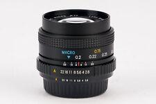 Exakta Lens MC Macro 1:2.8 24mm 24 mm -- Porst Fujica
