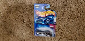 HOT WHEELS 2004 FIRST EDITIONS 42/100 HARDNOZE BATMOBILE #042 - ORIGINAL PACKAGE