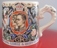 HM King George VI Coronation Mug - Dame Laura Knight