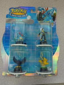 2007 Pokemon Trading Figure Game Next Quest Riptide Starter Set (23 Pikachu)