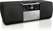 Philips MCM1006 Micro Portable Hi-Fi System, CD Player, MP3 Speaker 110 220 Volt
