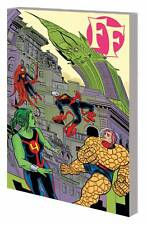 Ff Tp Vol 02 Family Freakout Now Marvel Comics