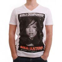 SMS Simple Rend Sense T-Shirt - Rhia Vs Haters - Blanc